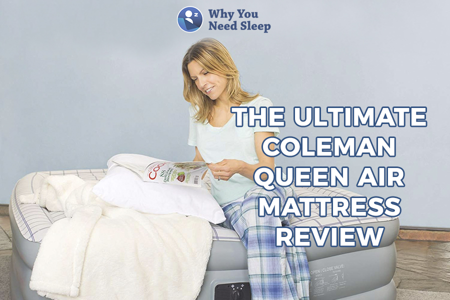 The Ultimate Coleman Queen Air Mattress Review