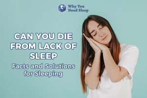 can you die from lack of sleep