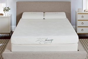 Nature's Sleep Gel Memory Foam Mattress