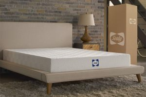 Sealy Eight-Inch Bed in a Box