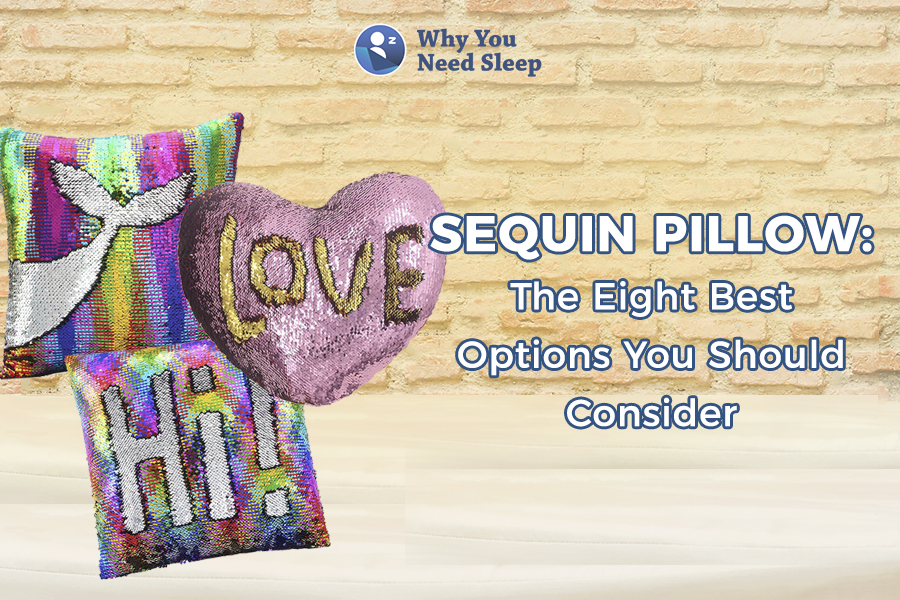 Sequin Pillow: The Eight Best Options You Should Consider
