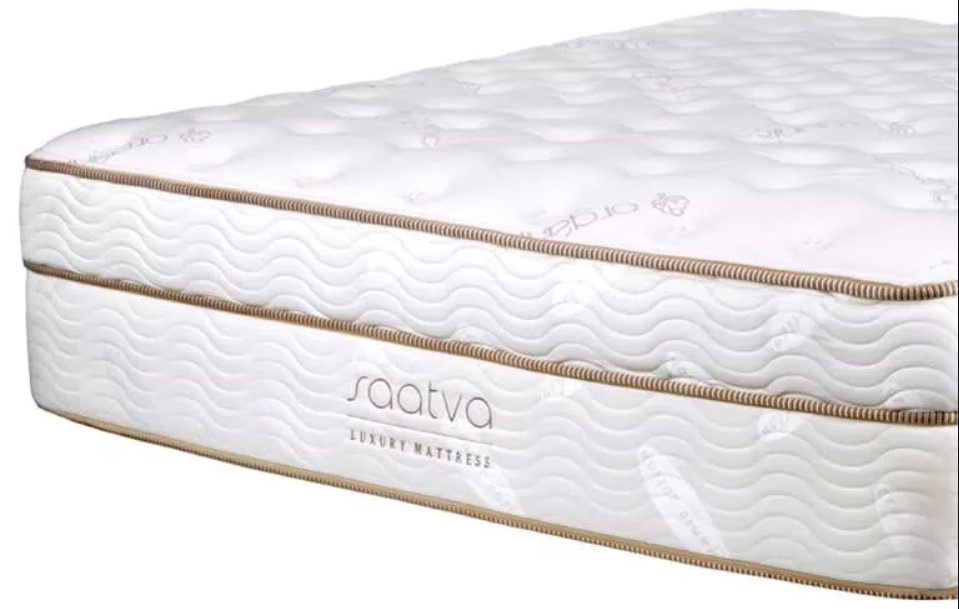 Organic cotton cover and Euro pillow top